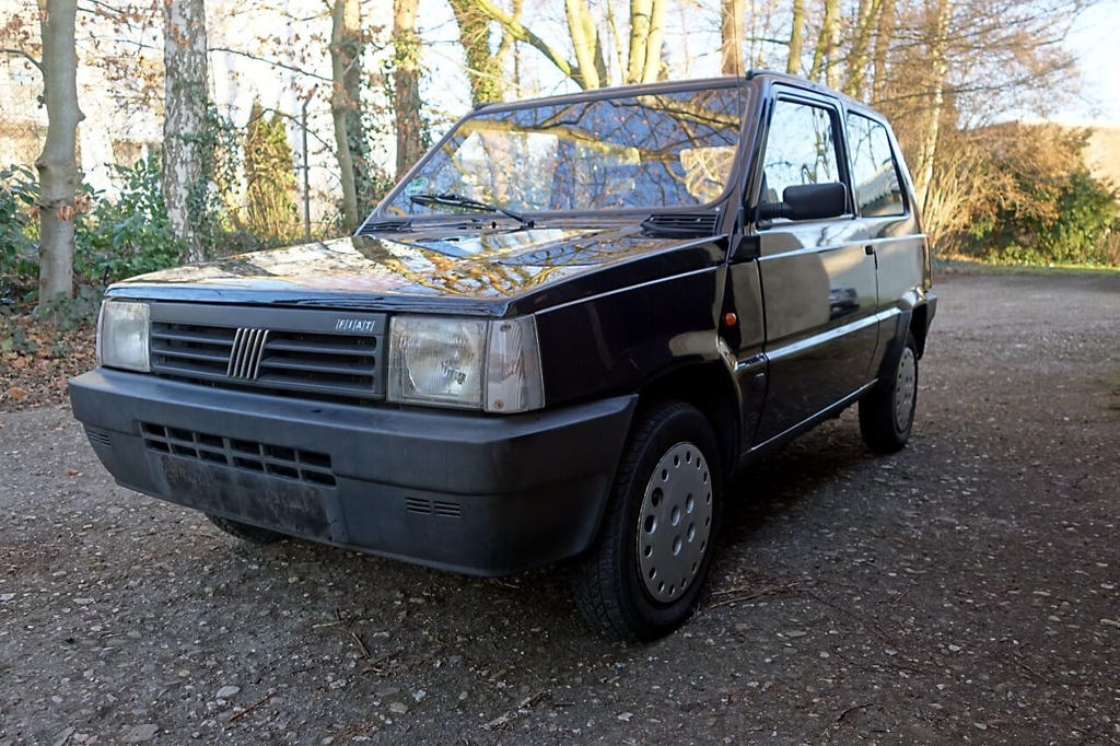 Wagner Classics Youngtimer Oldtimer Automobile - FIAT Panda 900