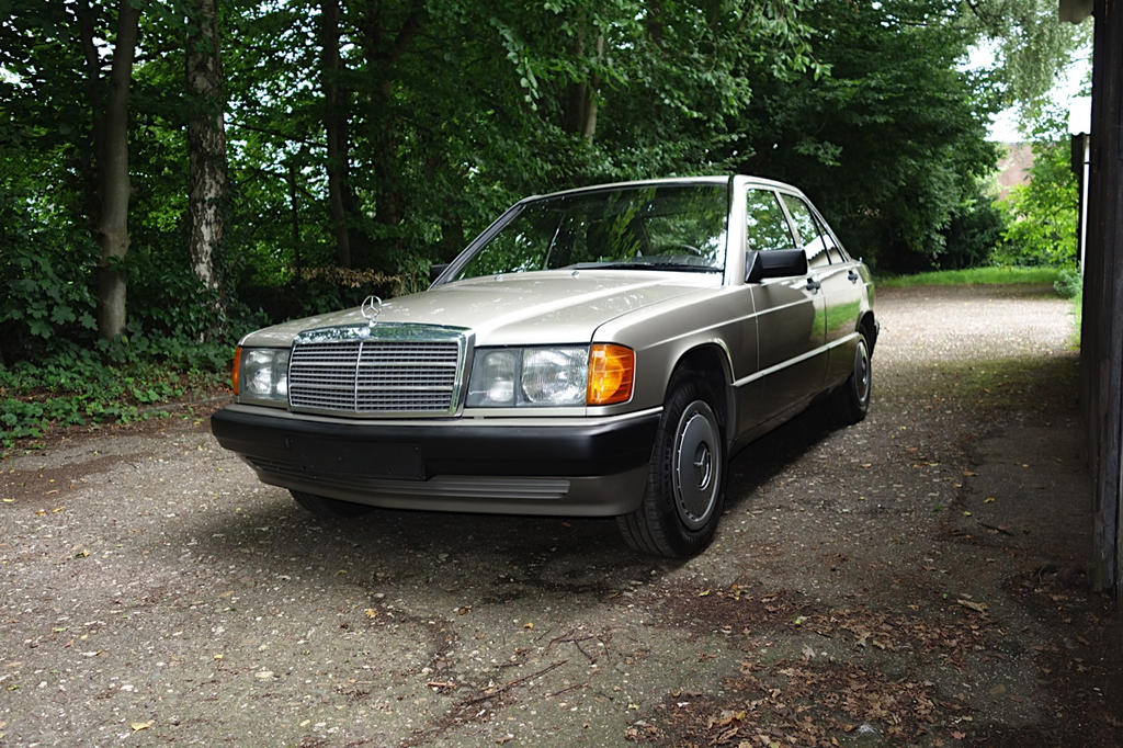 Wagner Classics Youngtimer Oldtimer Automobile - Mercedes 190 D