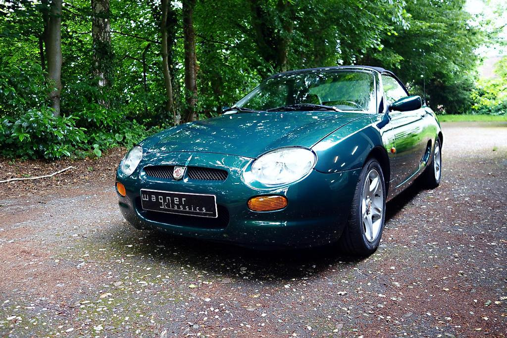 Wagner Classics Youngtimer Oldtimer Automobile - MGF VVC 1.8