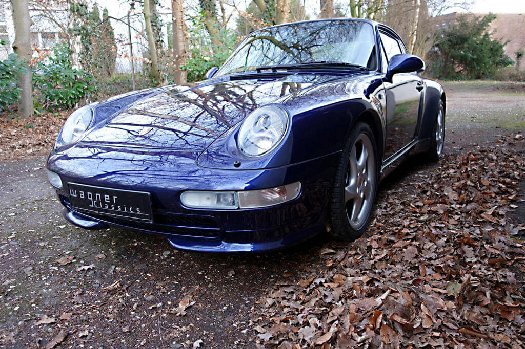 Wagner Classics Youngtimer Oldtimer Automobile - Porsche 993 Carrera