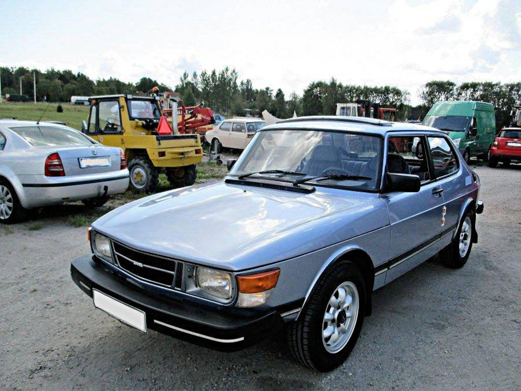 Wagner Classics Youngtimer Oldtimer Automobile - Saab 99GL