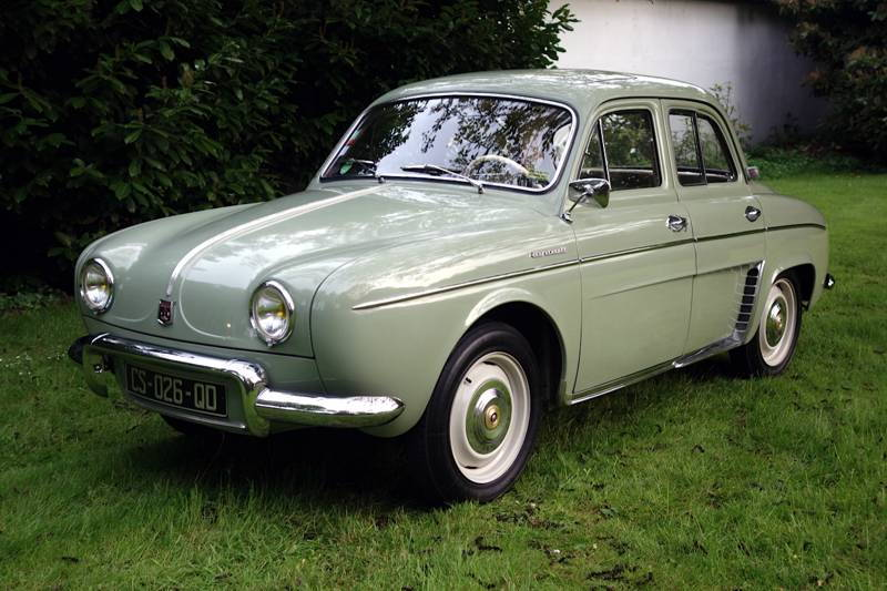 Wagner Classics Renault Dauphine 1957, aus erster Hand!