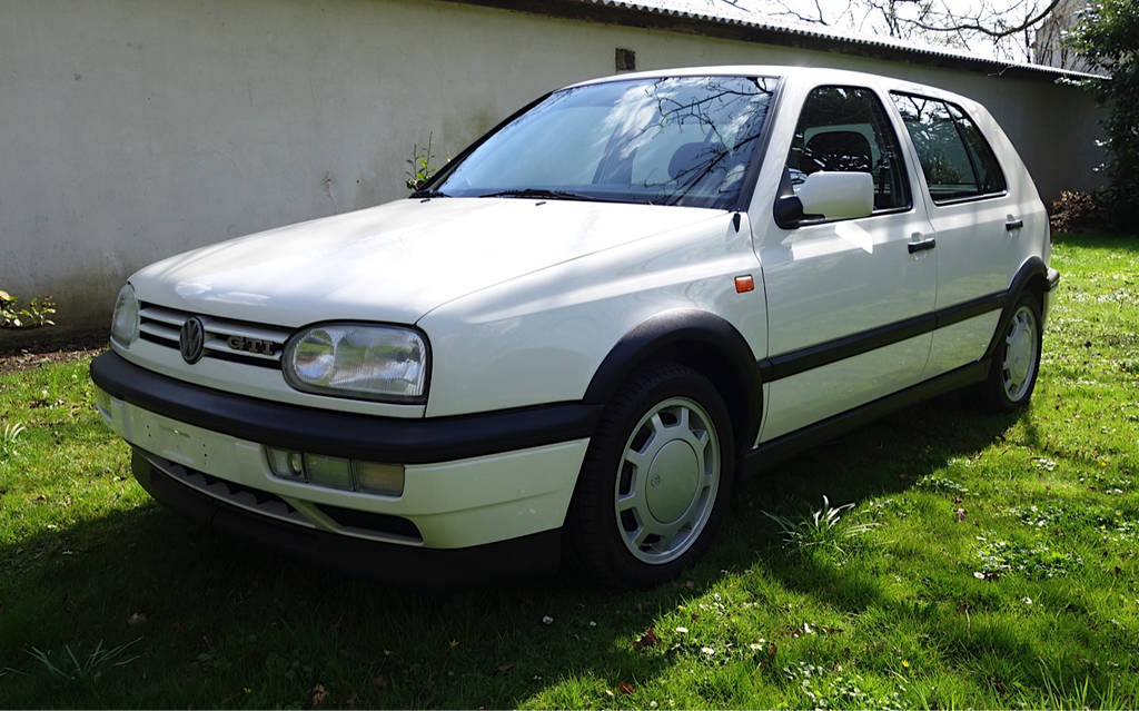 Wagner Classics Youngtimer Oldtimer Automobile - Golf 3 GTI
